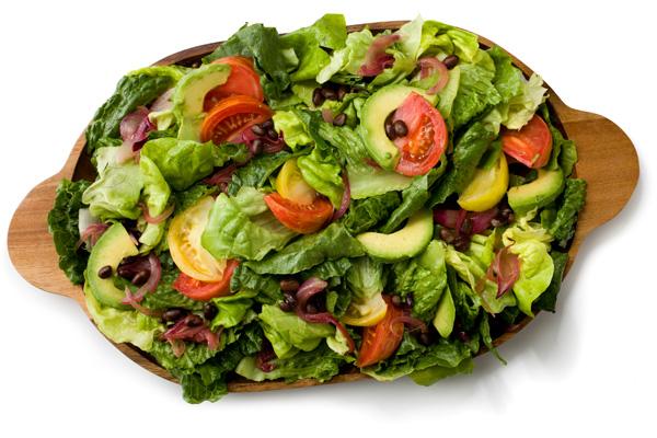 foglie verdi, insalata