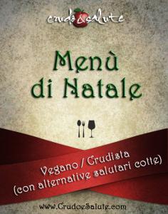 menu natalizio