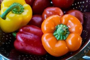lavare verdura per via dei parassiti