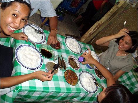 I Carboidrati Fanno Ingrassare? Lezioni dalle Filippine