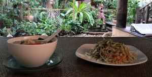 cibo vegano thailandia