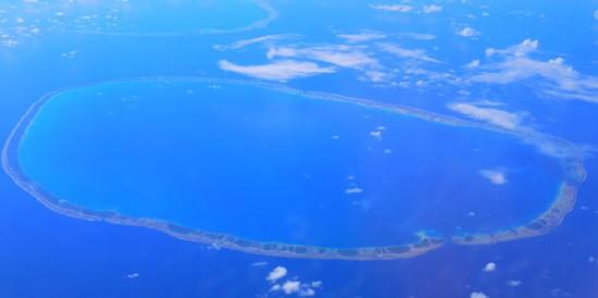 atollo ai tropici