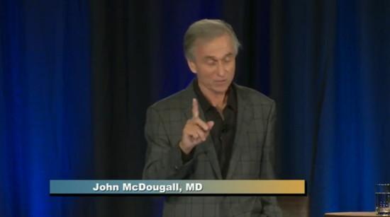 McDougall convegno nutrizione