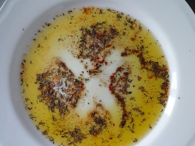 dieta senza olio d'oliva