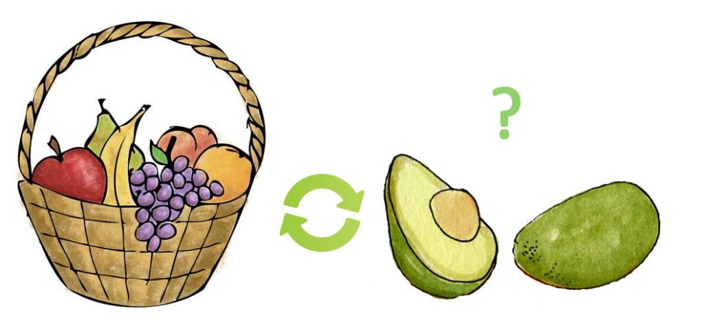 frutta o grassi crudismo