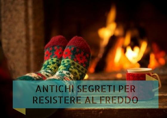resistere al freddo