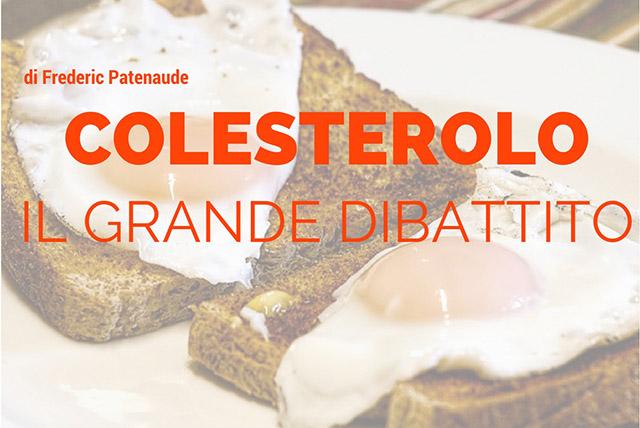 colesterolo dibattito