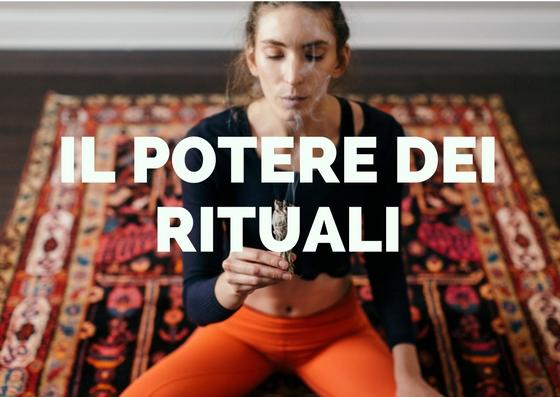 potere dei rituali