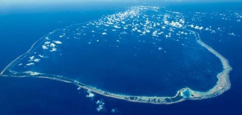 vista area atollo